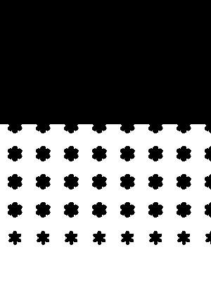 カスタムパターン