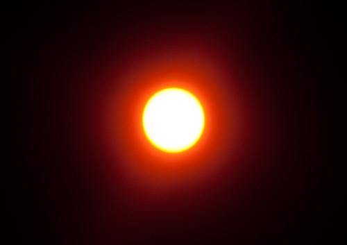 日食リハーサル